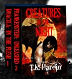 img - for Creatures of The Night: Erotic Horror Collection (2 Books): A reimagining of two classic tales book / textbook / text book