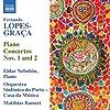 Lopes-Graca: Piano Concertos Nos 1 And 2 [Matthais Bamert, Eldar Nebolsin] [Naxos: 8.572817]