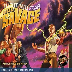 Doc Savage: Flight into Fear Audiobook