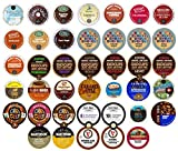 Crazy Cups K-cup Coffee Variety Pack