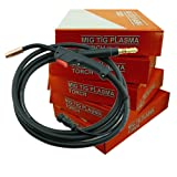 5-pk WeldingCity MIG Welding Gun K530-6 150A 12-ft Torch Stinger Replacement for Lincoln 100L (Tamaño: 5-pk 150A/12-ft)