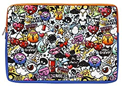 Fatakka Masti Mania Laptop Sleeve 14 Inch