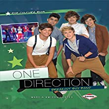 One Direction: Breakout Boy Band Audiobook by Marcia Amidon Lusted Narrated by  Book Buddy Digital Media
