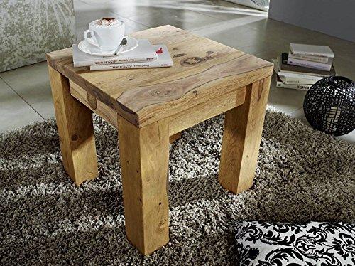 Palo de rosa madera maciza Muebles engrasada Taburete Sheesham macizo Muebles De madera maciza Marrón Natural Marrón #108