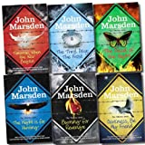 John Marsden The Tomorrow Series Collection John Marsden 6 Books Set (The Third Day, The Frost, The Dead of the Night, Tomorrow When the War Began, The Night is for Hunting, Darkness, Be My Friend, Burning for Revenge)
