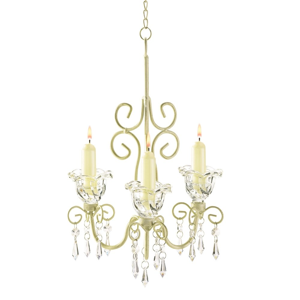 Click to buy Wedding Reception Decoration Ideas: Royalty's Chandelier from Amazon!