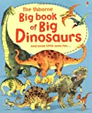 Cover of Big Book of Dinosaurs by Alex Frith 1409507327