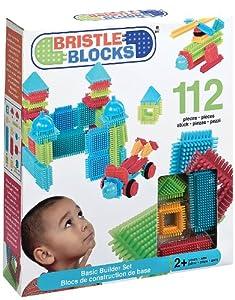 Bristle Blocks - Juego de bloques para bebé (Battat 70.3091)