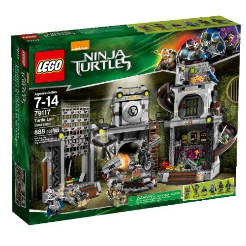 LEGO-Ninja-Turtles-79117-Turtle-Lair-Invasion-Building-Set