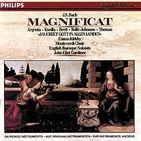 """J.S. Bach: Jauchzet Gott in allen Landen Cantata, BWV 51 - Recitativo: """"Wir beten zu dem Tempel an"""""""