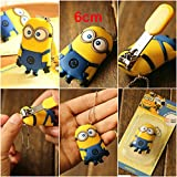 House of Quirk Cute Cartoon Nail Care Tools Finger Nail Cutter Clipper The Latest fashion nail Clippers Trimmer Manicure Nail Art Toes Care Cuticle Clippers Cutter Tools Yellow Nail Clippers Cartoon Nail Scissors nail tools