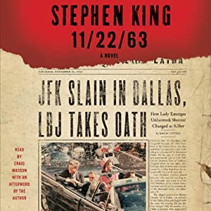 11-22-63: A Novel | [Stephen King]