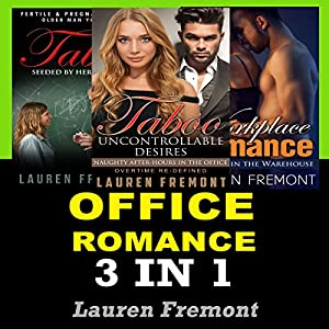 Erotica: Workplace/Office Audiobook