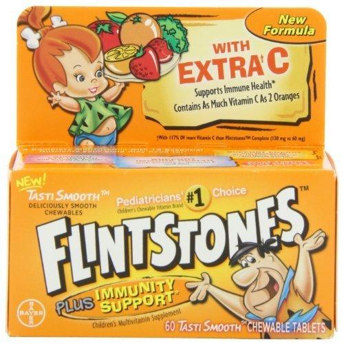 Taking Extra Vitamin C