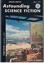 Astounding Science Fiction 1954 April…