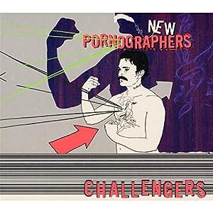 NEW New Pornographers - Challengers (CD)
