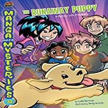 The Runaway Puppy: A Mystery with Probability | Livre audio Auteur(s) : Lydia Barriman Narrateur(s) :  Book Buddy Digital Media