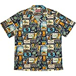 RJC Men's Vintage Islands Hawaiian Shirt