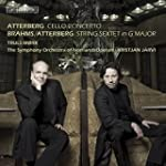 Atterberg, Kurt; Brahms, Johan: Cello...