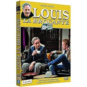 Louis la brocante - Vol. 21 : Louis chez les Flamands - Louis et les anguil