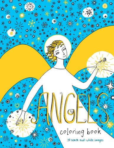 Angels: coloring book