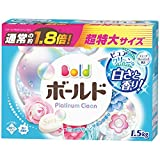 【大容量】ボールド 洗濯洗剤 粉末 ピュアクリーンサボンの香り 1.5kg
