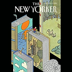 The New Yorker, August 10th and 17th 2015: Part 2 (Kelefa Sanneh, Dana Goodyear, Peter Hessler) Periodical