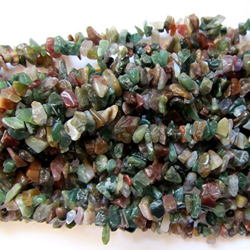 pretty-pebbles-beads-36-indian-agate-chip-beads-5mm-8mm