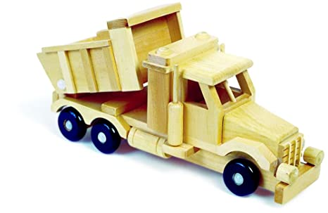 Small Foot Company - 7159 - Maquette De Camion Pour Le Transport Du Sable