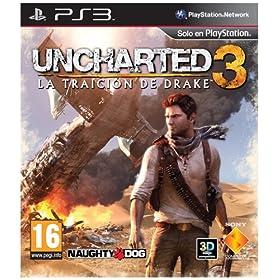 Uncharted 3. La traición de Drake (PS3)/SPA