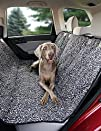 Deeziner K9 – Waterproof Pet Car Seat Cover – Luxurious Leopard Print – Best Silicone Non-slip…