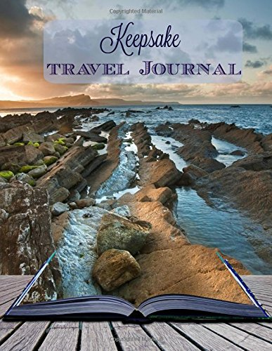 Keepsake Travel Journal: Volume 12 (Extra Large Trip Journal-181 Pages)