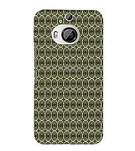 Wheel Design 3D Hard Polycarbonate Designer Back Case Cover for HTC One M9+ :: HTC One M9 Plus