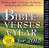 365 Bible Verses a Year 2015 Page-A-Day Calendar