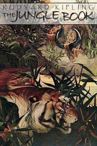 The Jungle Book by Rudyard Kipling [Kipling, Rudyard] (Tapa Blanda)