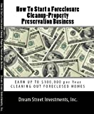 How to Start a Foreclosure Cleanup-Property Preservation Business