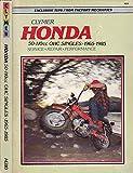 Honda 50-90cc Singles, 1963-78