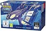 Video Games - Nintendo 2DS (Transparent Blau) inkl. Pokemon Alpha Saphir