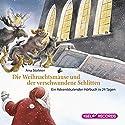 Die Weihnachtsmäuse und der verschwundene Schlitten: Ein Adventskalender-Hörbuch in 24 Tagen Hörbuch von Anu Stohner Gesprochen von: Friedhelm Ptok