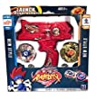 NEW BEYBLADE SET METAL FUSION FIGHT MASTER TOPS + DUAL LAUNCHER