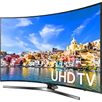Samsung UN49KU7500 Curved 49-Inch 4K Ultra HD Smart LED TV (2016 Model) from Samsung