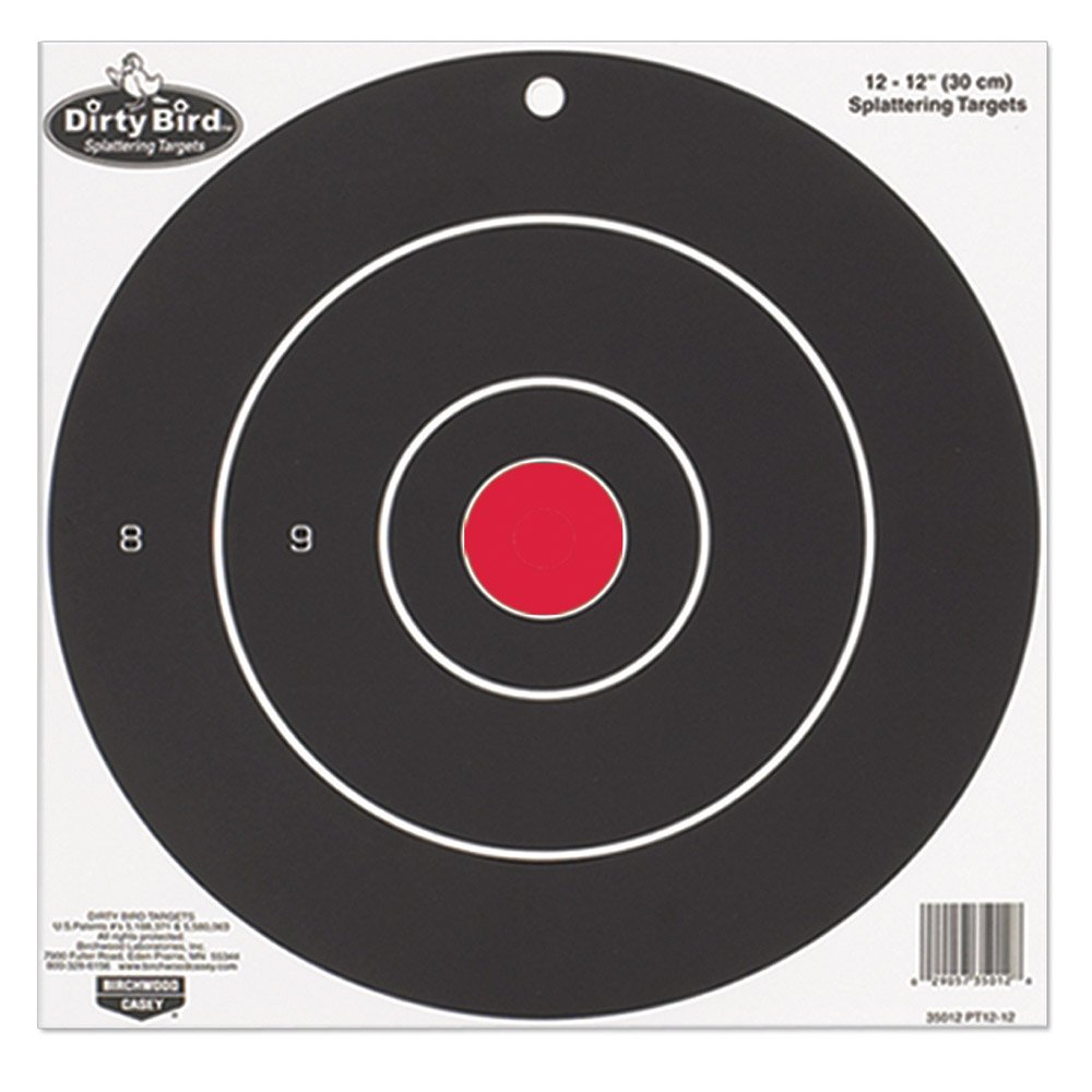 1000 Inch Target Target 25 Pack 8-inch