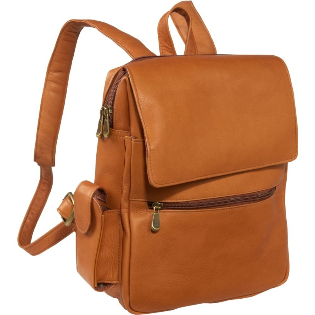 Le Donne Leather iPad Backpack for Women
