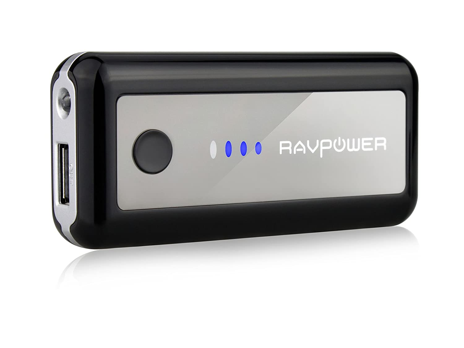 RAVPower® 5600mAh External Backup Battery Pack Charger / Power Bank $19.99