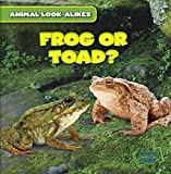 img - for Frog or Toad? (Animal Look-Alikes) book / textbook / text book