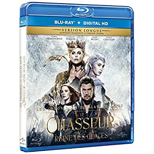 Le Chasseur et la Reine des Glaces [Version longue - Blu-ray + Copie digita