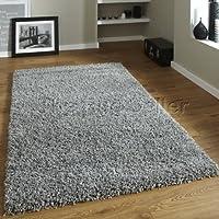 Think Rugs 120 x 170 cm Vista 2236 Rug, Grey by Think Rugs