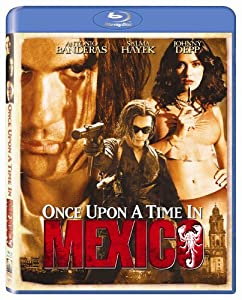 Once Upon a Time in Mexico Bilingual [Blu-ray]