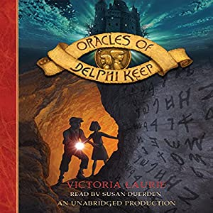 Oracles of Delphi Keep Audiobook