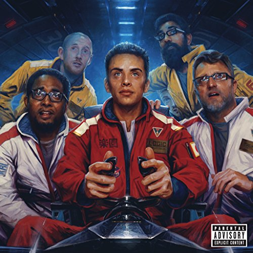 Logic - The Incredible True Story-2015-FLAC Download